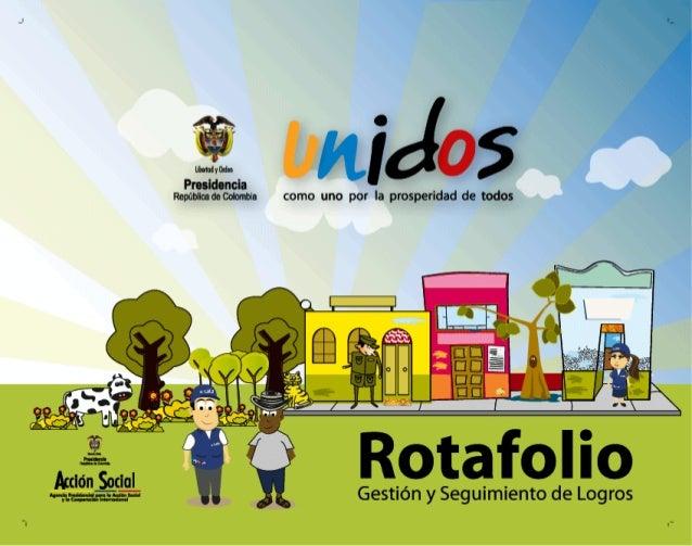ROTAFOLIO_ERRADICAR LA POBREZA EXTREMA Y MEJORAR LAS OPORTUNIDADES DE LOS COLOMBIANOS...