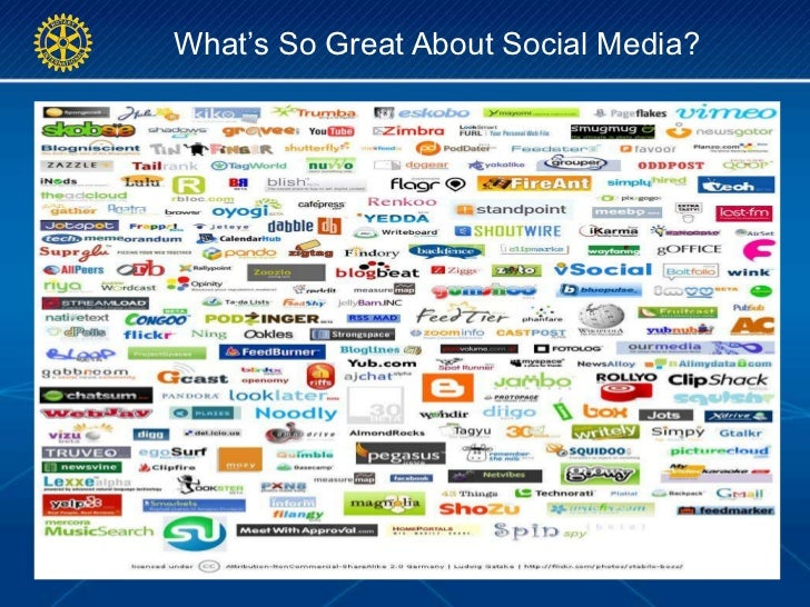 What's So Great About Social Media?<br />