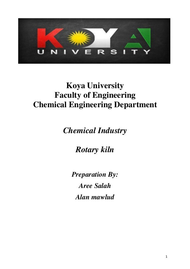 Chemical Engineering college teaching subjects