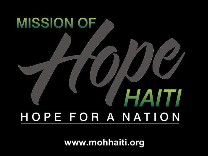 www.mohhaiti.org
