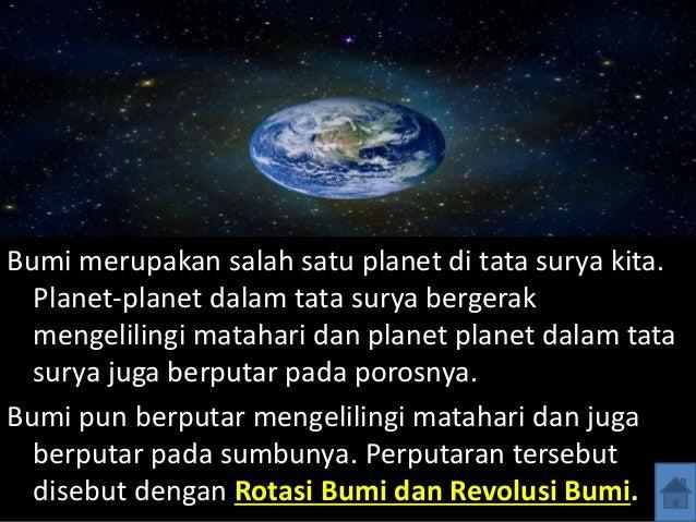 Planet Planet Dalam Tata Surya