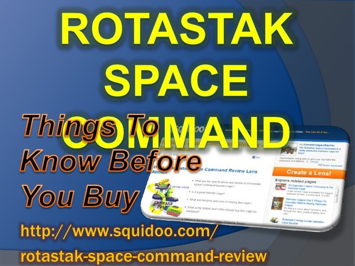 Rotastak space command<br />Things To Know Before You Buy<br />http://www.squidoo.com/<br />rotastak-space-command-review<...