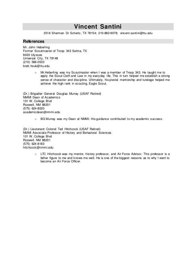 Rotc Scholarship Essay Example
