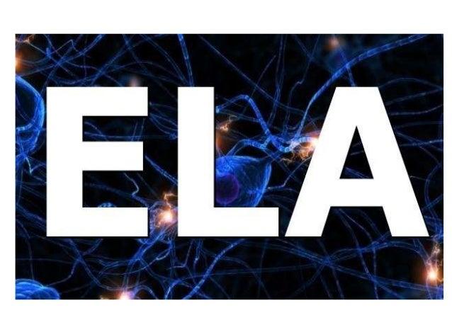  Esclerose Lateral Amiotrófica ou ELA.   Conteúdo Proposto   Apresentação do Projeto   Apresentação da ELA  - Como ent...