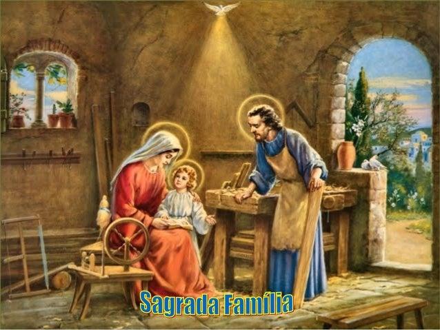 Em clima natalício,celebramos a festa  da SAGRADAFAMÍLIA.O Filho de Deus,             vindo ao        mundo,quis seguir   ...