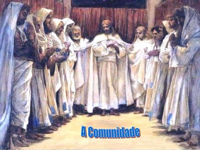 A Liturgia desse domingo, vivendo ainda a alegria pascal, apresenta a NOVA COMUNIDADE (a Igreja), que nasce da Cruz e Ress...