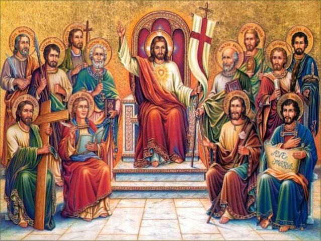 Resultado de imagem para cristo rei do universo