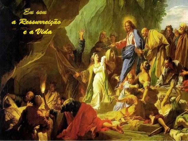 A liturgia continua a Catequese Batismal da Quaresma. Vimos: - Cristo, ÁGUA para a nossa sede (Samaritana); - Cristo, LUZ ...