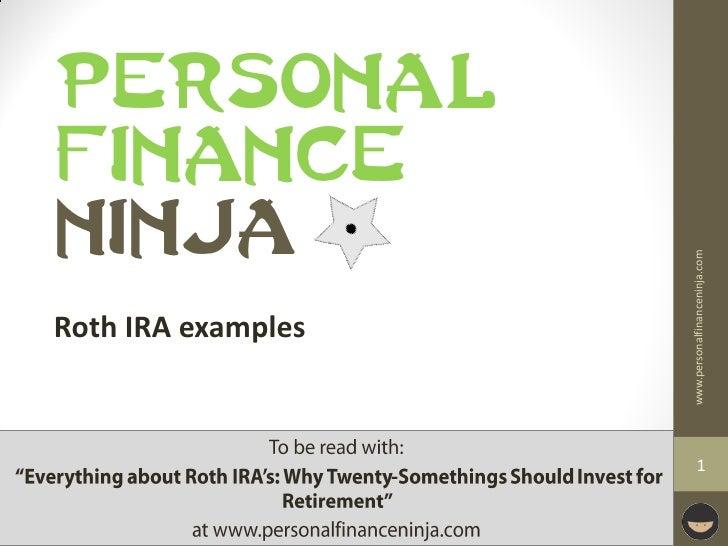 Everything about Roth IRA's: Why Twenty-Somethings Should Invest for Retirement