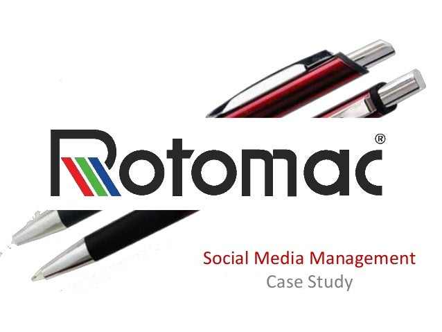 Rotomac Case Study