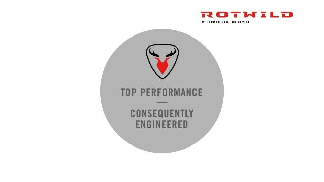 TOP PERFORMANCECONSEQUENTLY ENGINEERED