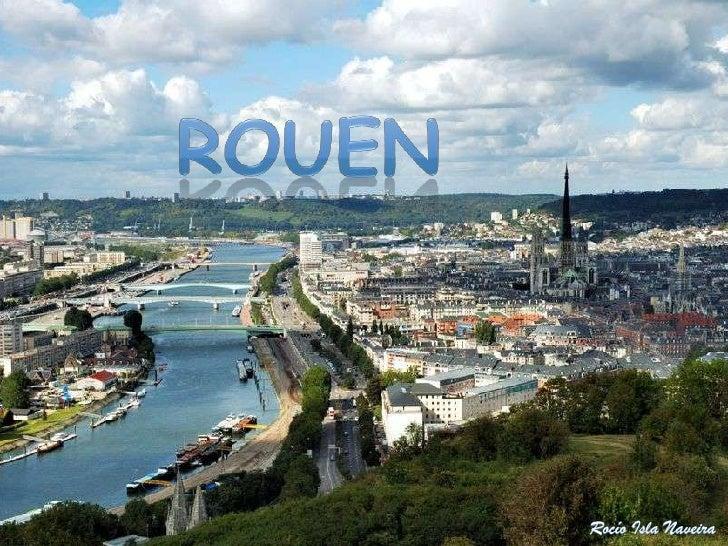 Rouen<br />Rocío Isla Naveira<br />