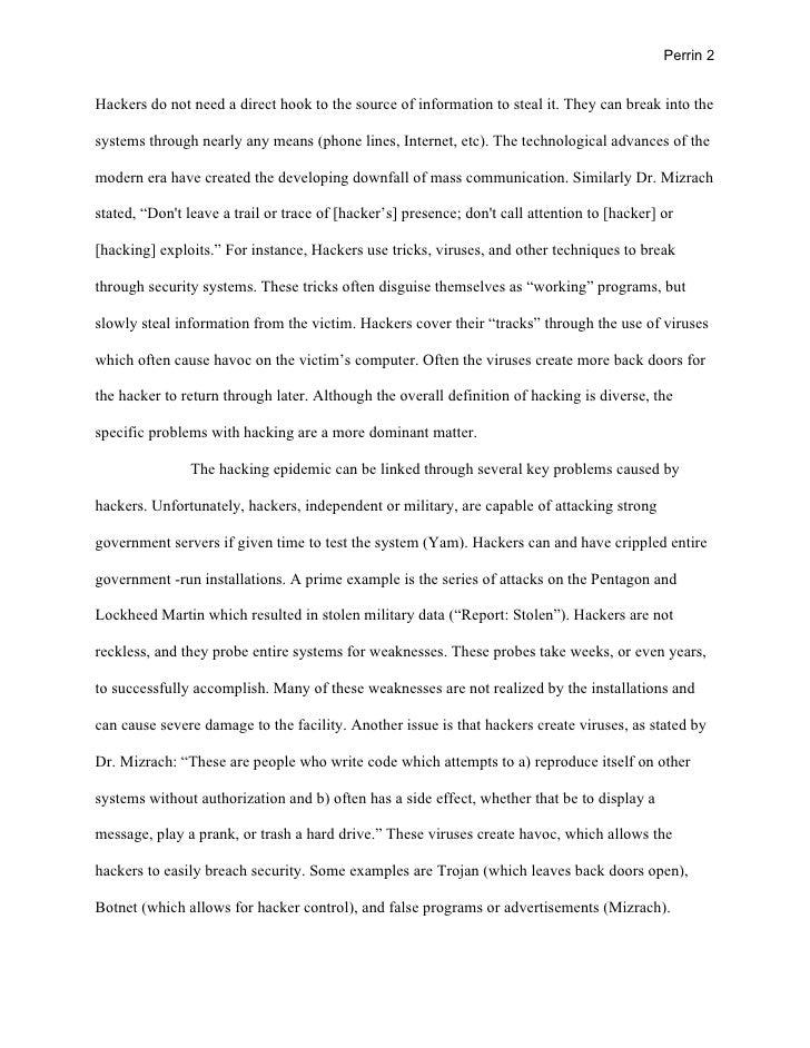 basic essay formatting guidelines