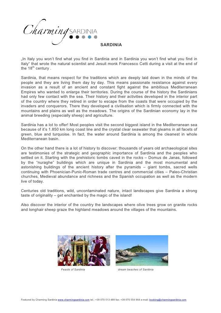 Rough guide to Sardinia: Olbia - Costa Smeralda - Badesi [Travel Guide]