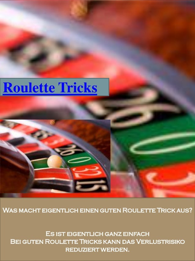 Roulette Tricks Capital Investments, Inc. | 1234 East Main Street | Anycity, State, 12345 P: (123) 456-7890 | F: (123) 456...
