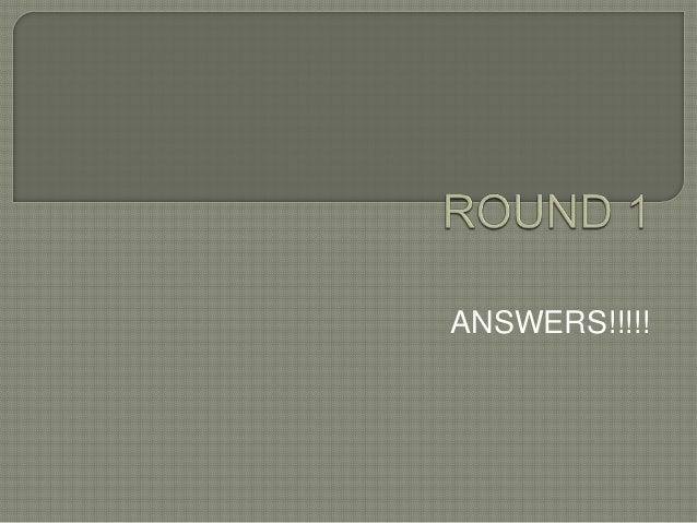 Intra College Quiz 2012 Round-1 (2/8)