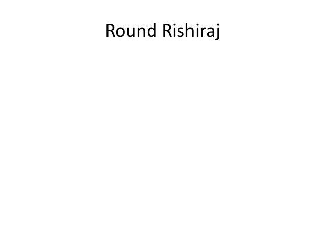 Round Rishiraj