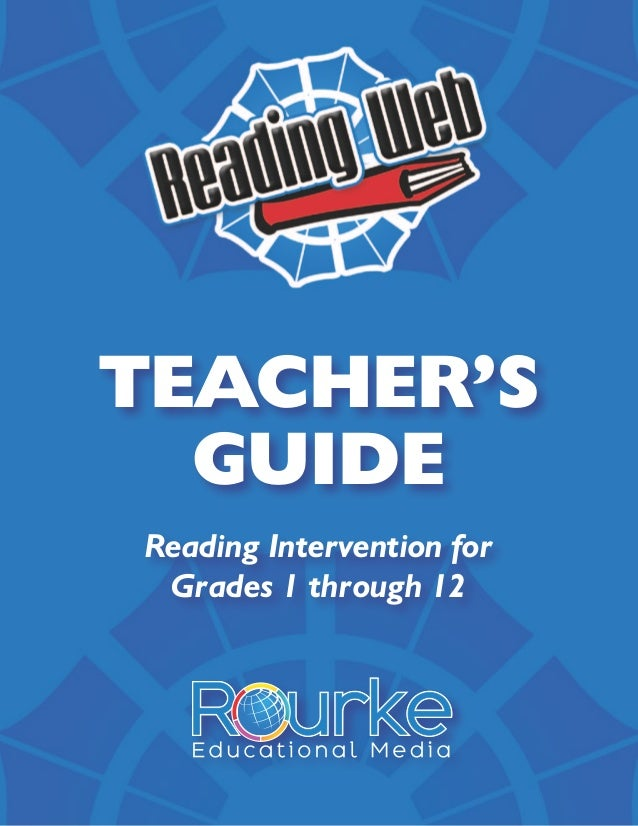 Teacher's  GuideReading Intervention for Grades 1 through 12