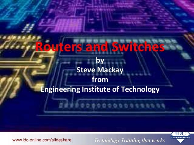 Practical Routers & Switches for Electrical Engineers