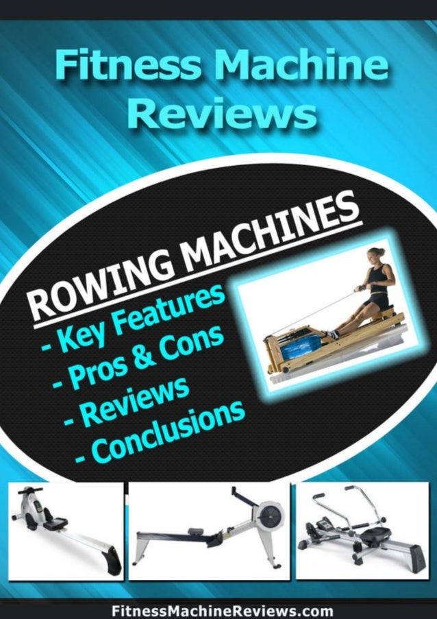 fitness machine reviews