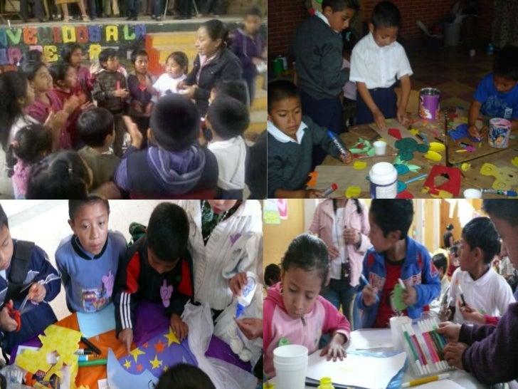 """Pasantía Internacional """"Abonando sueños    para mejorar la educación rural   en América Central"""" Sede: Belice  Una Entidad..."""