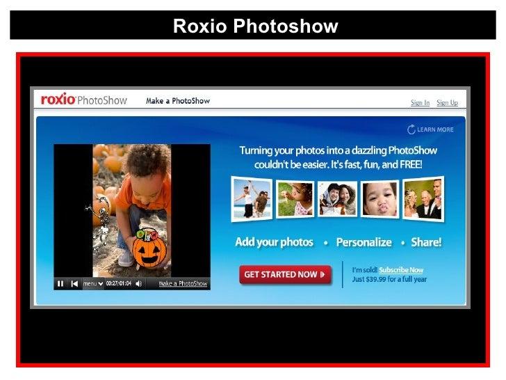 How to Use Roxio Photoshoot