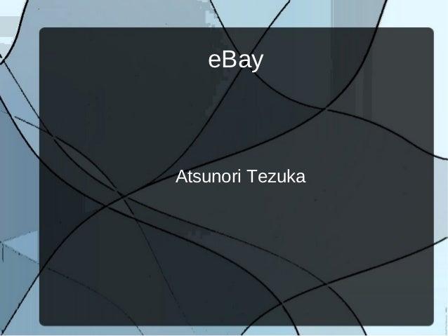 eBayAtsunori Tezuka