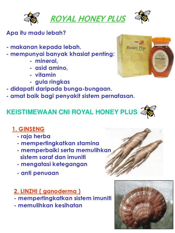 Royal Honey Plus