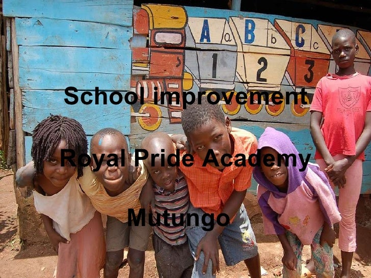 Royal Pride  Academy Mutungo Kampala