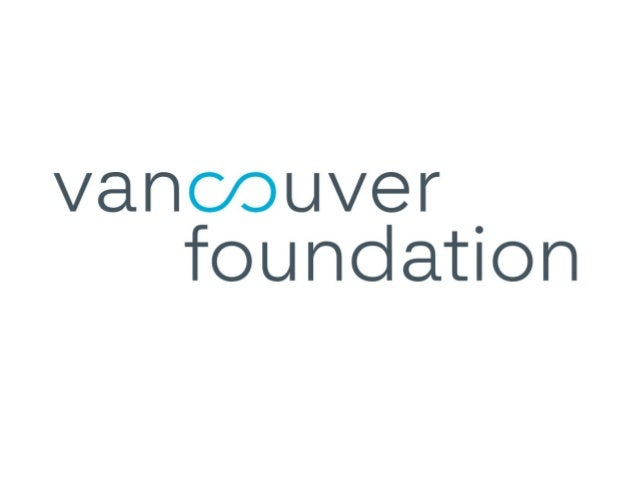 Vancouver Foundation's Communications Challenge for Royal Roads University