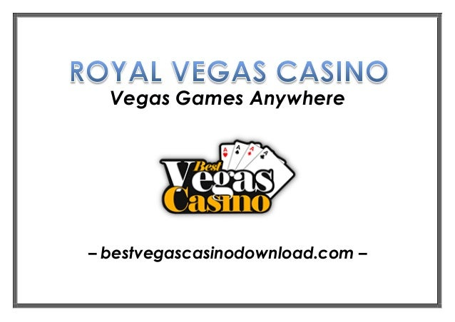 royal vegas online casino  games download