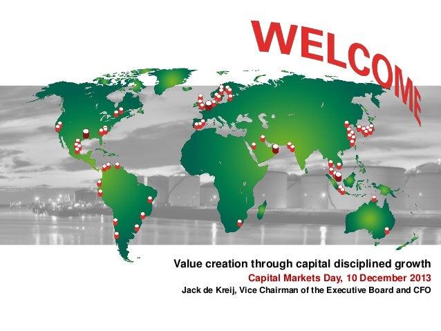 Royal Vopak - Capital Markets Day - 2013 - Jack de Kreij