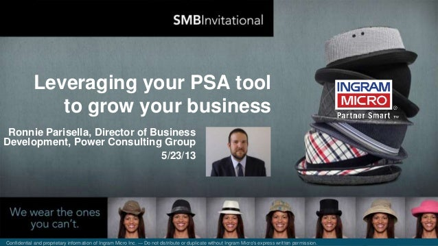 Member to Member: How to leverage your PSA tool