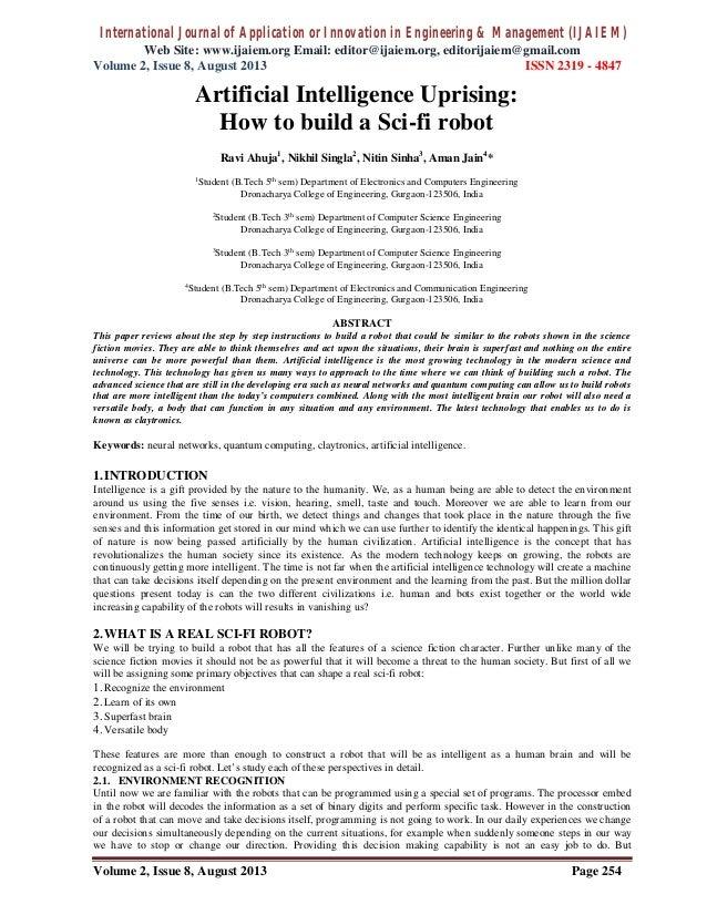 International Journal of Application or Innovation in Engineering & Management (IJAIEM) Web Site: www.ijaiem.org Email: ed...