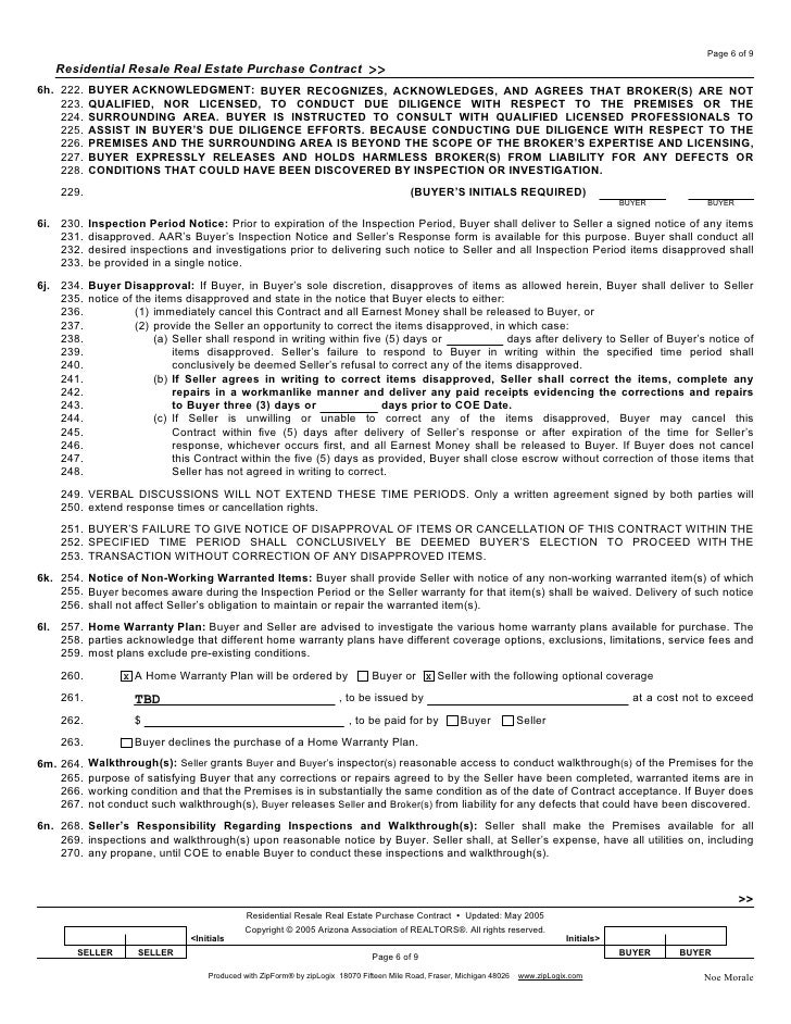 Rpc Residential Purchase Contract 0505[1]