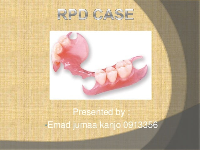 Rpd case