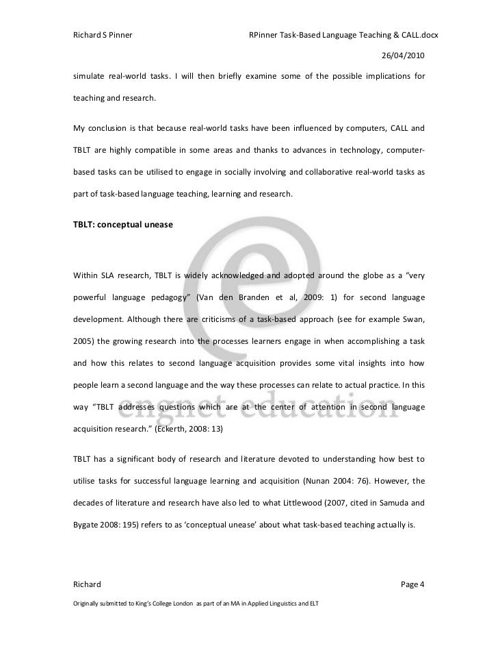 teacher resources writing a research paper