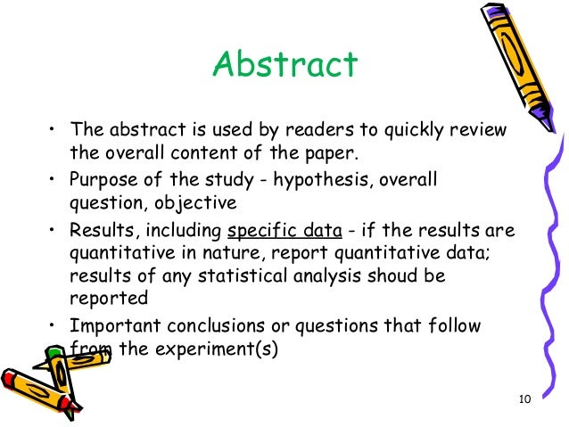 Apa format for research paper outline