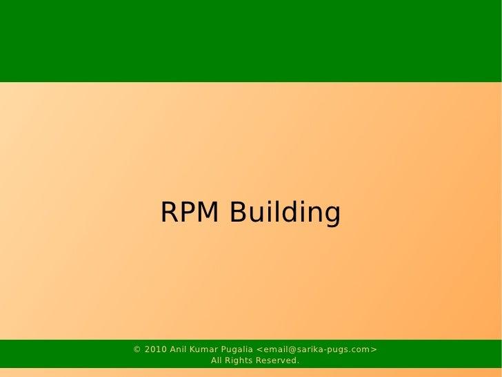 RPM Building