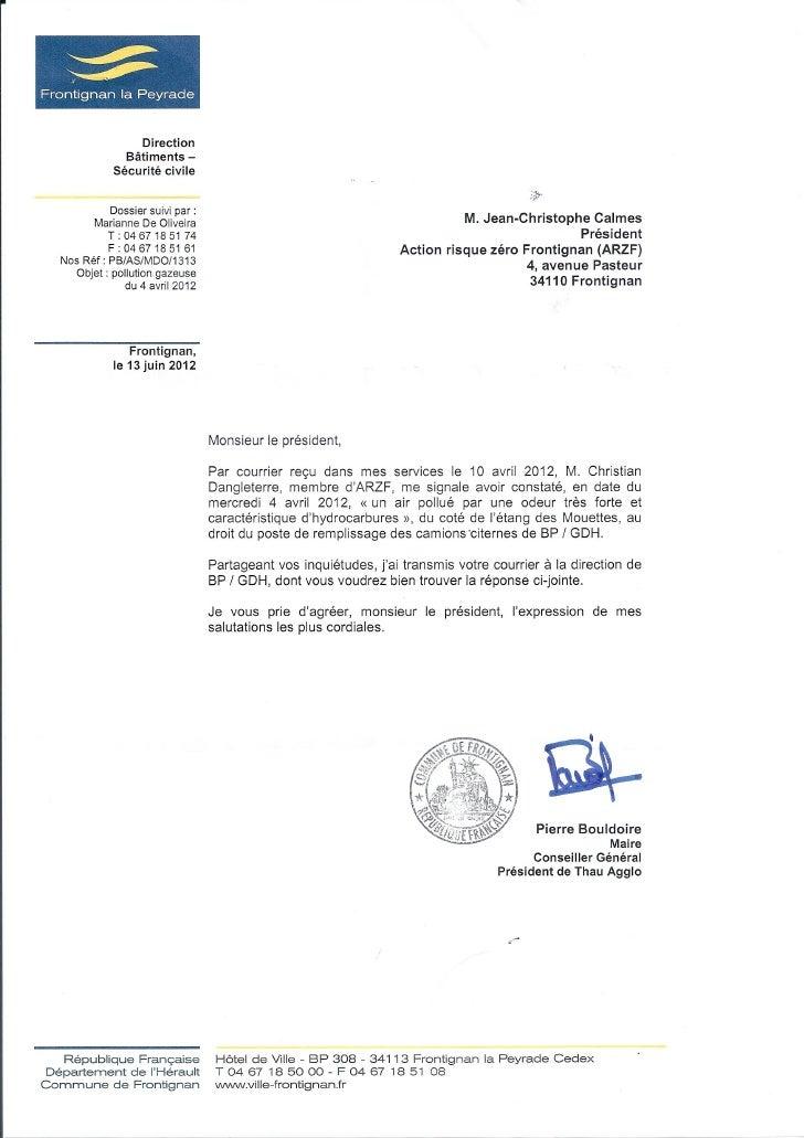 ~     •Frontignan la Peyrade                   Direction                Bâtiments -              Sécurité civile          ...