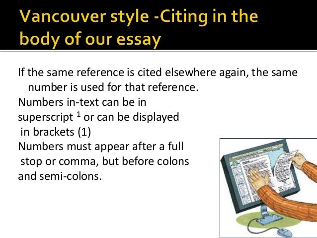 referencing styles in essay writing