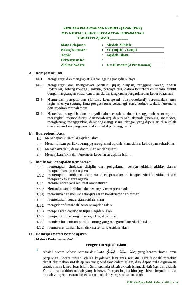 rpp bahasa inggris smp kelas 8 kurikulum 2013 pdf