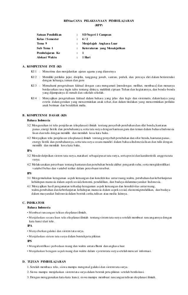 Free Download Rpp Ktsp Sd Kelas 2 Rpp Tik Sd Kelas 1 6 Ktsp Keywordtown Com Rpp Dan Silabus