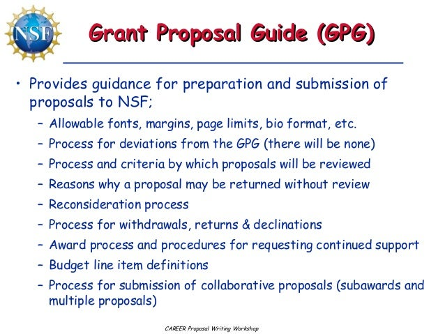 Nsf Research Proposal Custom Paper Help