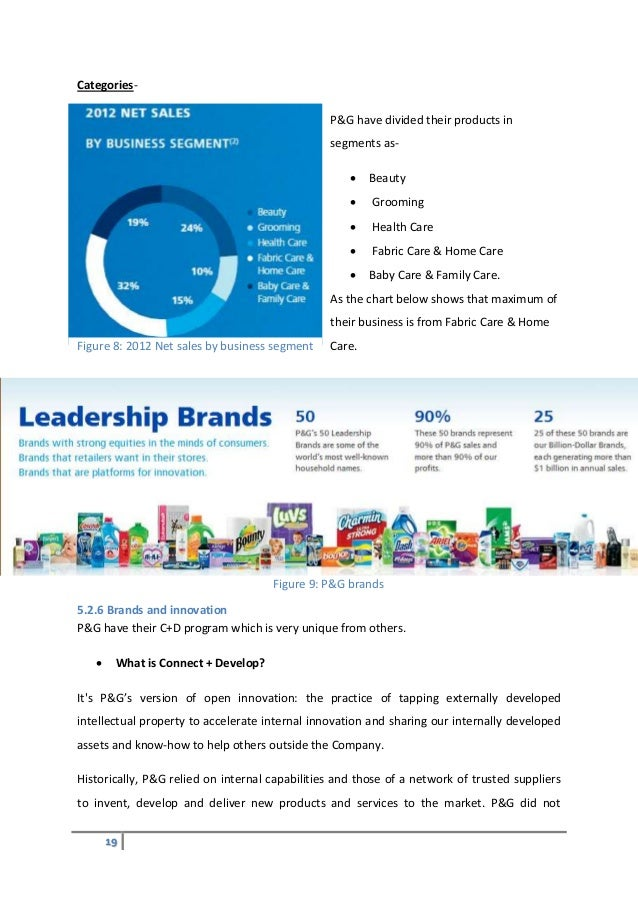 p g vs unilever Unilever wanted to change its operations and follow a more differentiated and dynamic strategy of offering a service rather than a selection of products.
