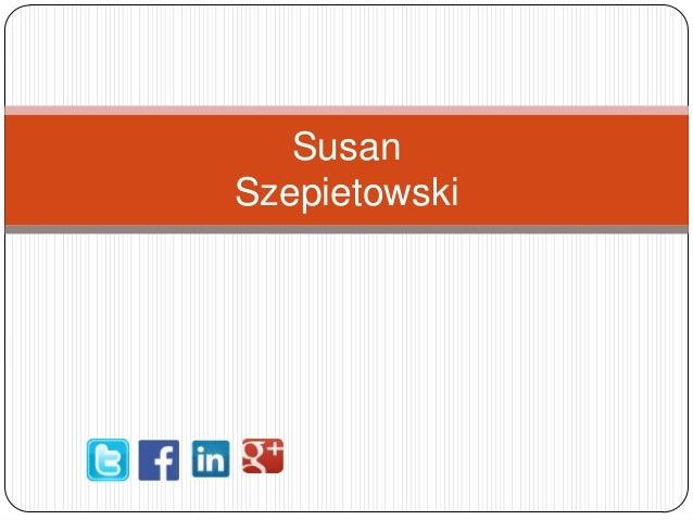 Susan Szepietowski