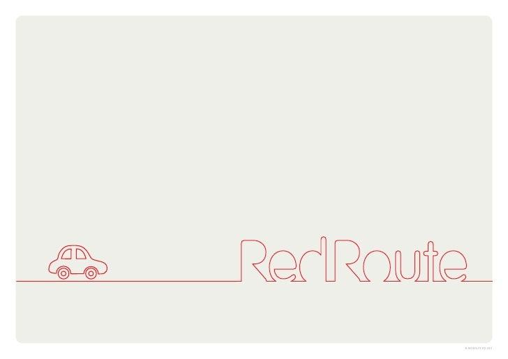 © REDROUTE LTD 2011