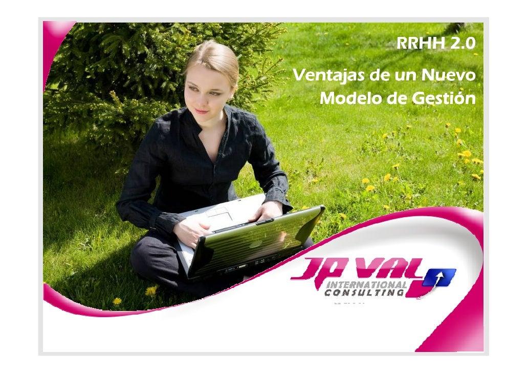 Conferencia: RRHH 2.0 en Buenos Aires y Montevideo