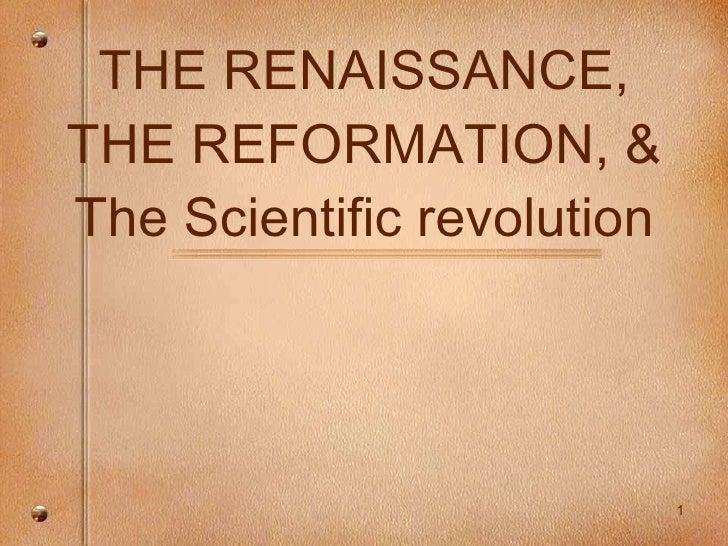 R, r & sci rev notes
