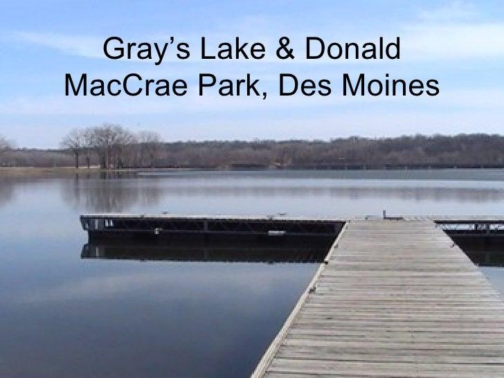 Birds In The Raccoon River Valley Iowa